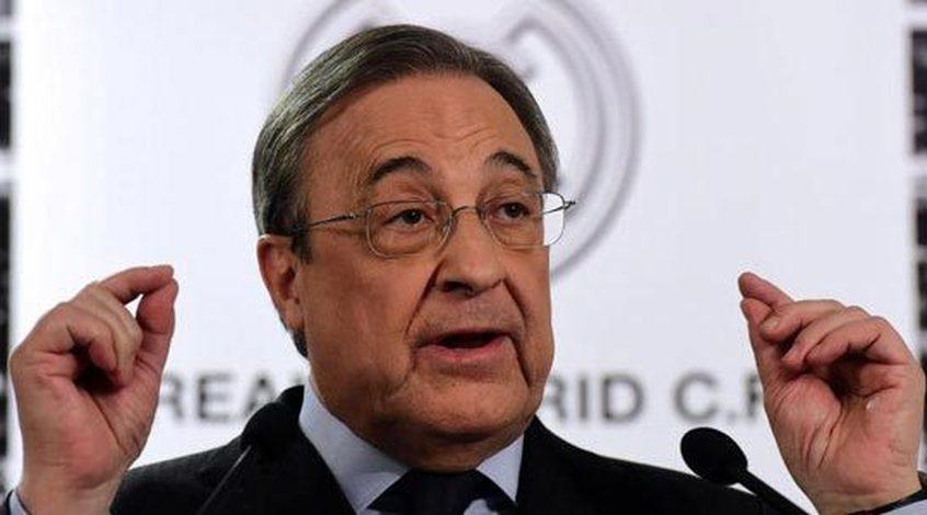 Флорентино Перес из-за фанатов отказался от идеи покупки Неймара