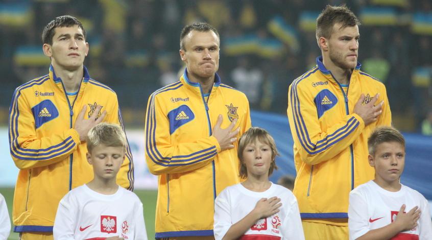 Украина перед Евро-2016 сыграет с Кипром и Уэльсом