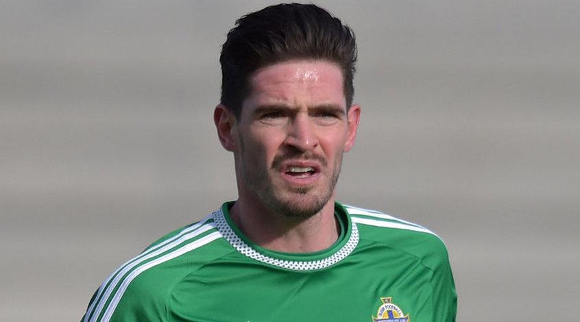 Лучший бомбардир сборной Северной Ирландии пять месяцев остается вне игры