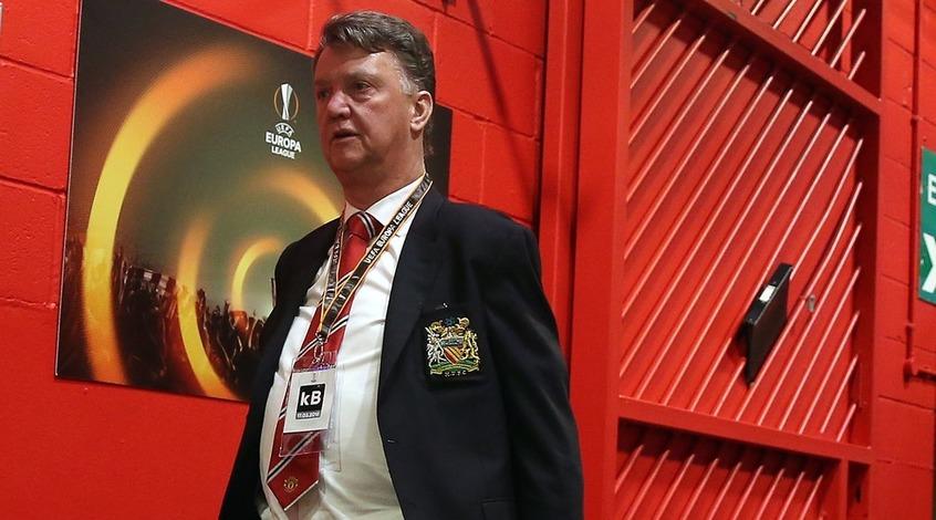 """Луи ван Гаал: """"У """"Манчестер Юнайтед"""" впереди четыре матча, и мы должны выиграть их все"""""""