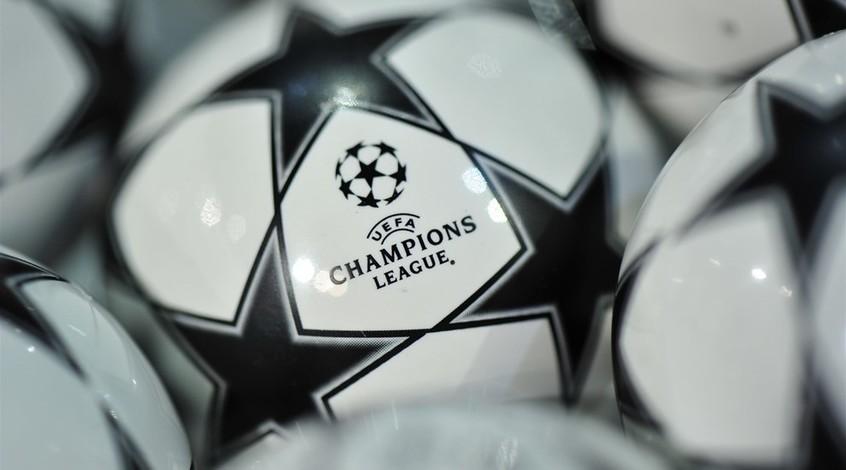 Лига чемпионов. 1-й квалификационный раунд. Ответные матчи