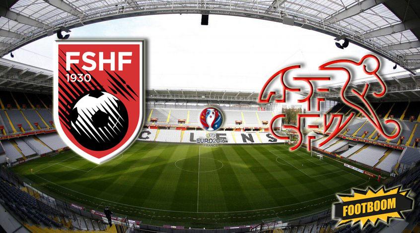 Албания – Швейцария 0:1. Цана ошибки