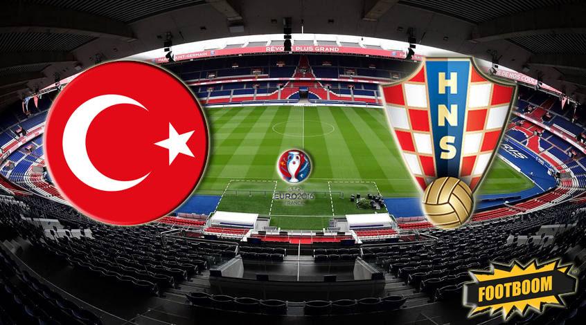 Турция – Хорватия 0:1. Евангелие от Луки