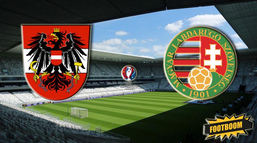 Австрия – Венгрия 0:2. Angry Hungary