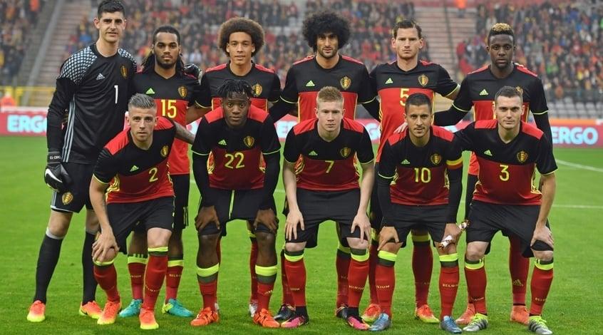 Сборная Бельгии огласила расширенную заявку на ЧМ-2018: без Наингголана