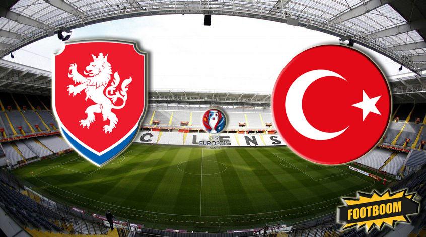 Чехия - Турция 0:2. Нет Росицки - нет плей-офф