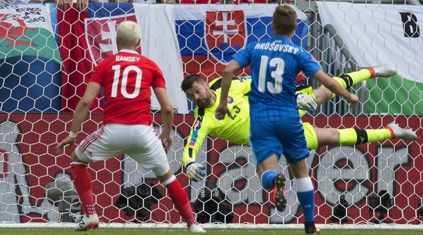 Уэльс - Словакия 2:1. Замены решают!