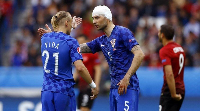 Ведран Чорлука не сыграет против сборной Украины