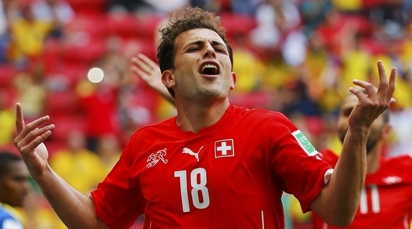 """Румыния - Швейцария 1:1. """"Нати"""" приблизились к плей-офф"""