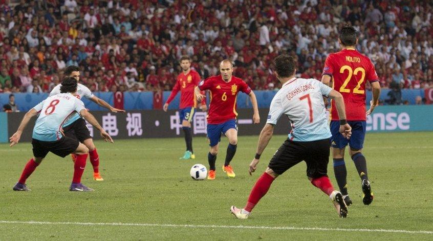 Испания - Турция 3:0. Вечерний Сеск