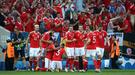 Три футболиста сборной Уэльса отчислены из команды из-за несоблюдения комендантского часа