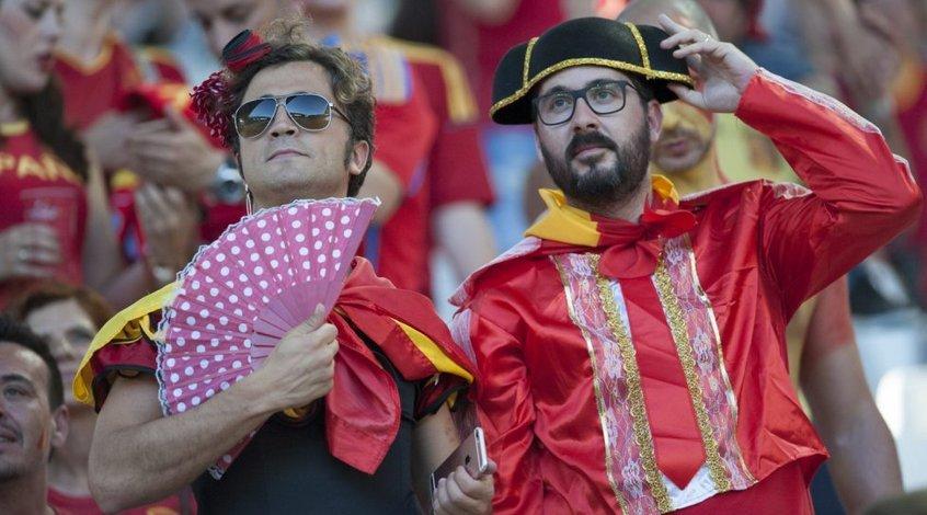 Хорватия - Испания 2:1. Сюрприз для Италии