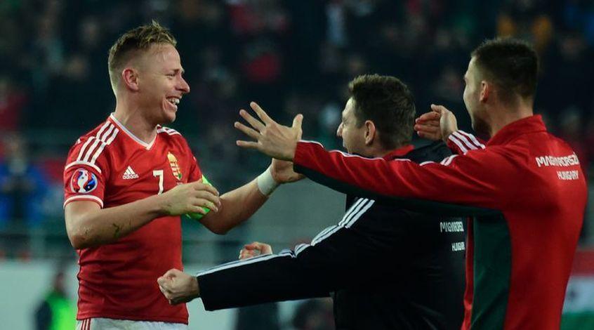 Венгрия - Португалия 3:3. Роналду ставит рекорды, венгры выигрывают группу