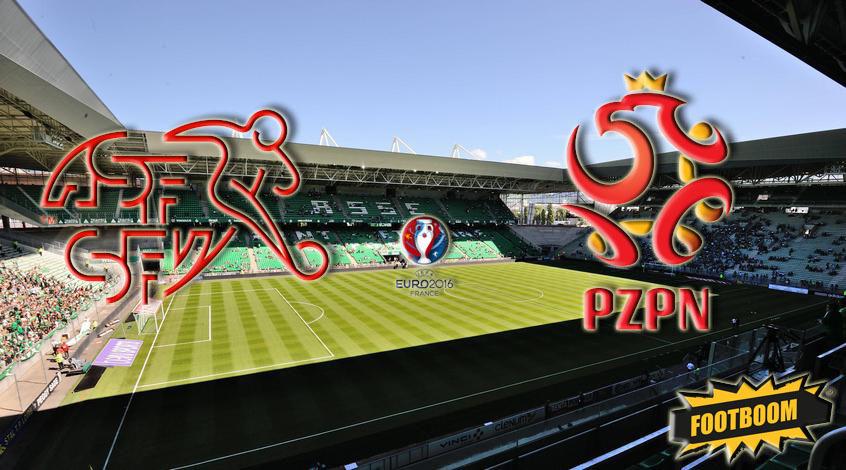 Швейцария - Польша 1:1, по пен. 4:5. Надтреснутый Гранит