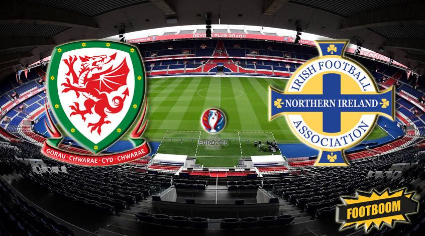 Уэльс - Северная Ирландия 1:0. Учитесь самоотверженности!