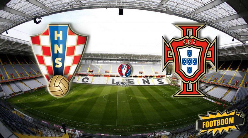 Хорватия - Португалия 0:1. НеВИДАнное убожество