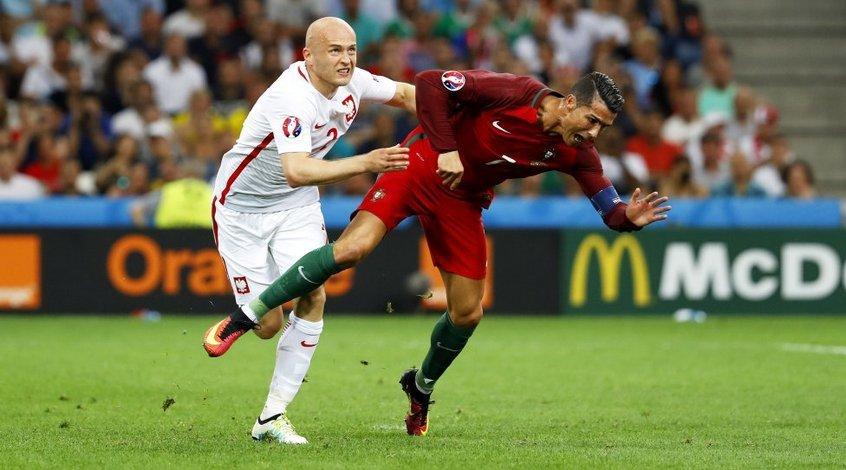 Польша - Португалия 1:1, по пен. 3:5. Вылет без поражений, проход без побед