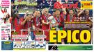 Португалия - Франция 1:0. Обзор европейской прессы