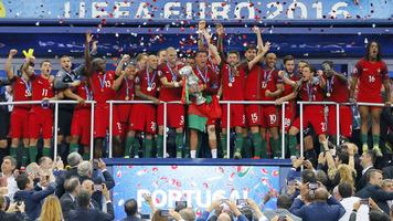 Награды и рекорды Евро-2016