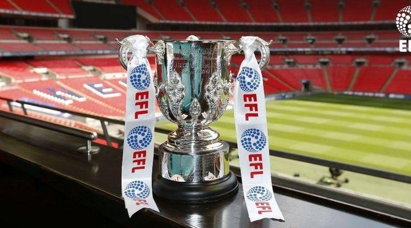Состоялась жеребьевка полуфинала Кубка английской лиги: будет дерби Манчестера