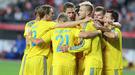 Букмекеры: Украина - фаворит в матче против Финляндии