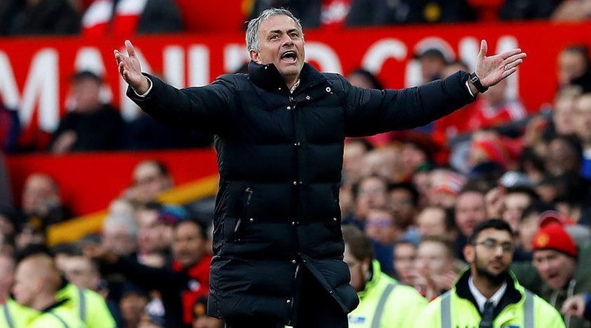 FA предъявила обвинения Жозе Моуриньо за ругань в телекамеру после матча