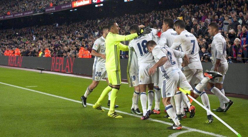 """""""Барселона"""" - """"Реал"""" 1:1. Непобедимый Мадрид"""