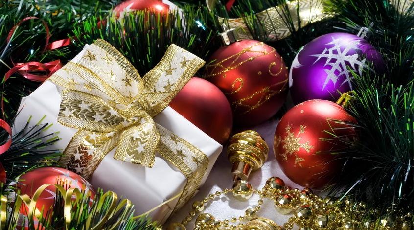 Новогодне-рождественские поздравления от футболистов