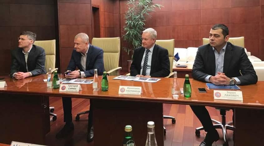 Сергей Куницын: УЕФА выделил 1 миллион евро на Крым и херсонскую инфраструктуру