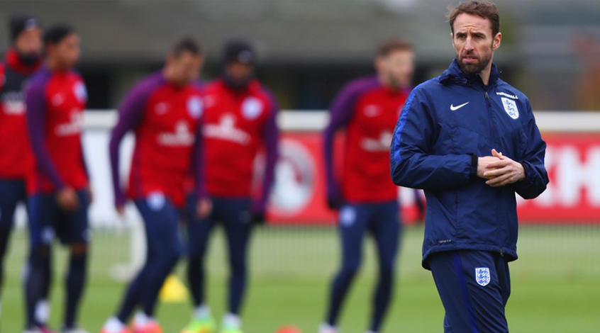 Гарет Саутгейт объявил состав сборной Англии - без Руни