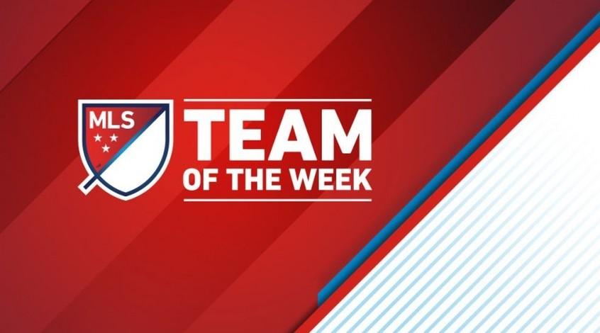 MLS: cимволическая сборная 2-го тура, Карлос Вела - лучший игрок (+Фото)