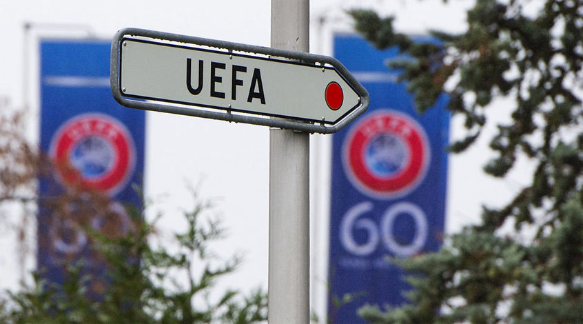 """УЕФА отстранил """"Вентспилс"""" от еврокубков на 7 лет"""