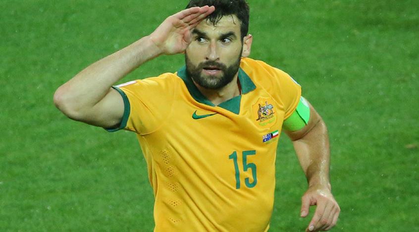 Капитан сборной Австралии Майкл Единак пропустит Кубок Конфедераций