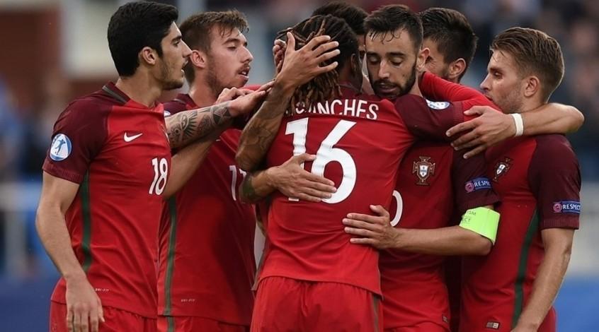 Португалия (U-21) - Сербия (U-21) 2:0. Тише Гедеш - дальше будешь