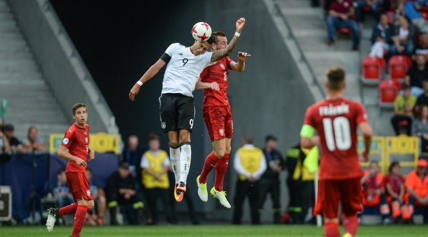Германия (U-21) - Чехия (U-21) 2:0. Шик без блеска