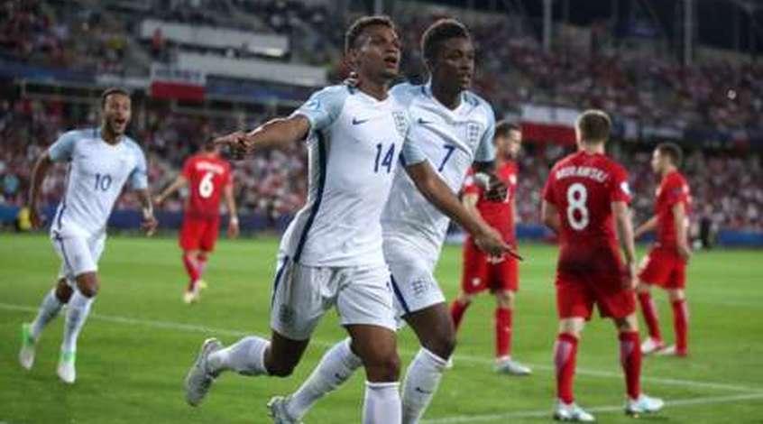 """Англия (U-21) – Польша (U-21) 3:0. """"Молодые львы"""" уверенно шагают в полуфинал"""