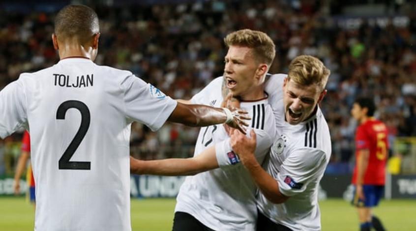 Германия (U-21) – Испания (U-21) 1:0. Супер, Вайзер!