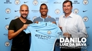 """Официально: Данило подписал пятилетнее соглашение с """"Манчестер Сити"""""""