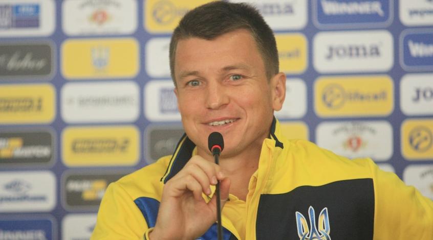 """Руслан Ротань: """"У нас с Хацкевичем состоялся разговор еще до подписания договора"""""""