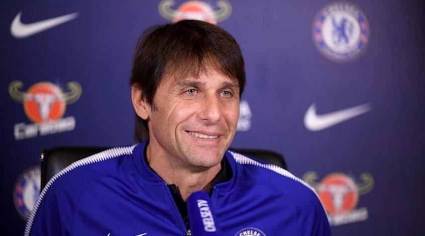 """Антонио Конте: """"Когда """"Челси"""" продавал Салаха, он был совершенно другим игроком"""""""
