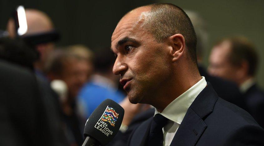 """Роберто Мартинес: """"После поражения в полуфинале вернули игроков в нормальную жизнь"""""""