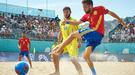 Пляжний футбол. Кубок Персії. Україна - Іспанія 2:6