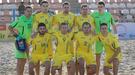 Пляжний футбол. Кубок Персії. Україна - Азербайджан 4:3. Треті