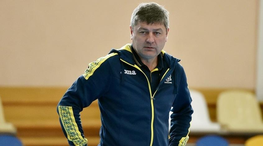 Головний тренер збірної України з футзалу оприлюднив список гравців, викликаних на матчі з Румунією
