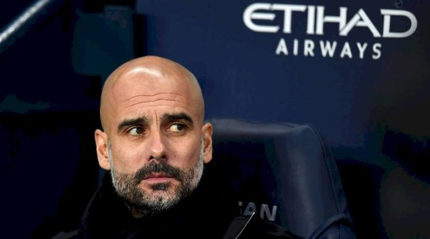 """Хосеп Гвардиола: """"Завершим сезон, а потом будем вести переговоры с игроками"""""""