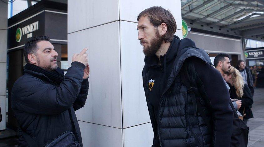 Дмитрий Чигринский снова травмирован