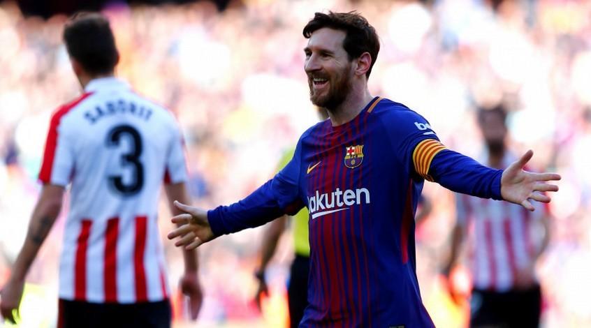 """Лионель Месси: """"Гризманн? В """"Барселоне"""" всегда рады приходу лучших игроков"""""""