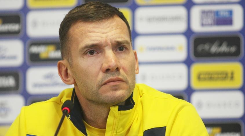 """Андрей Шевченко: """"Пожелал ребятам хорошо закончить этот год, без травм"""""""