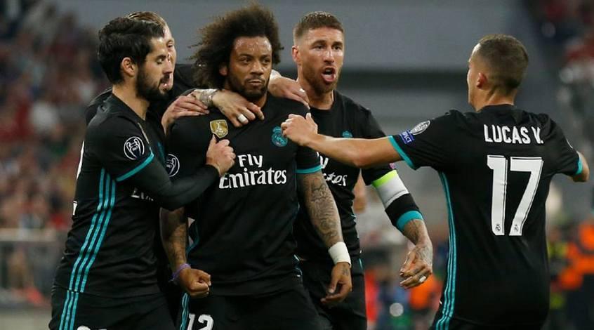 """Marca: Марсело попросил """"Реал"""" выставить его на трансфер"""