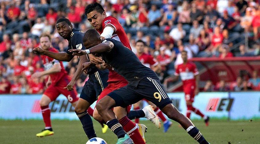 MLS. 23-я игровая неделя. Голевая перестрелка в Чикаго